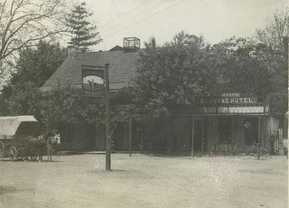 General Wayne Hotel