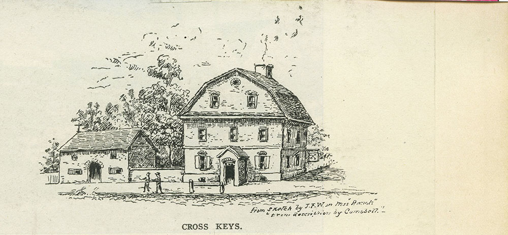 Cross Keys Inn [graphic]