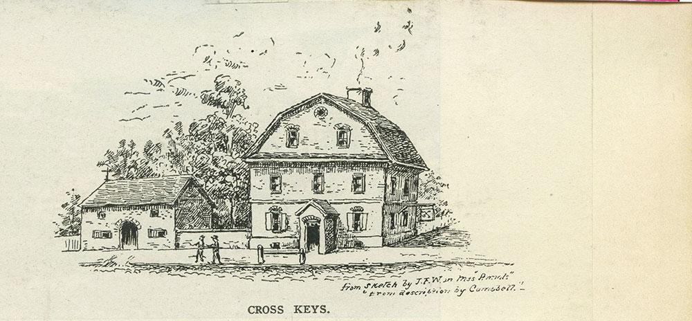 Cross Keys Inn [graphic]