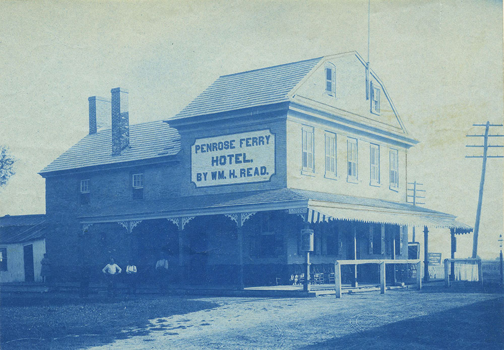 Penrose Ferry Hotel [graphic] By Wm. H. Read.