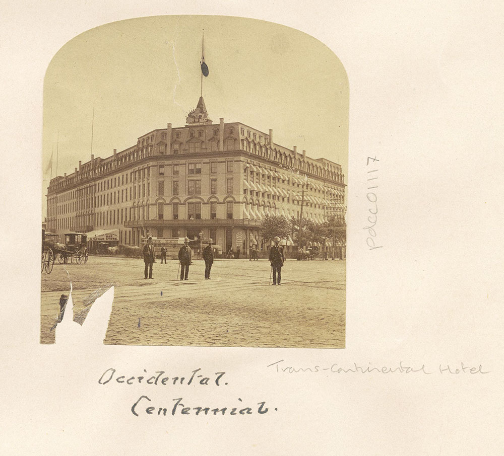 Trans-Continental Hotel
