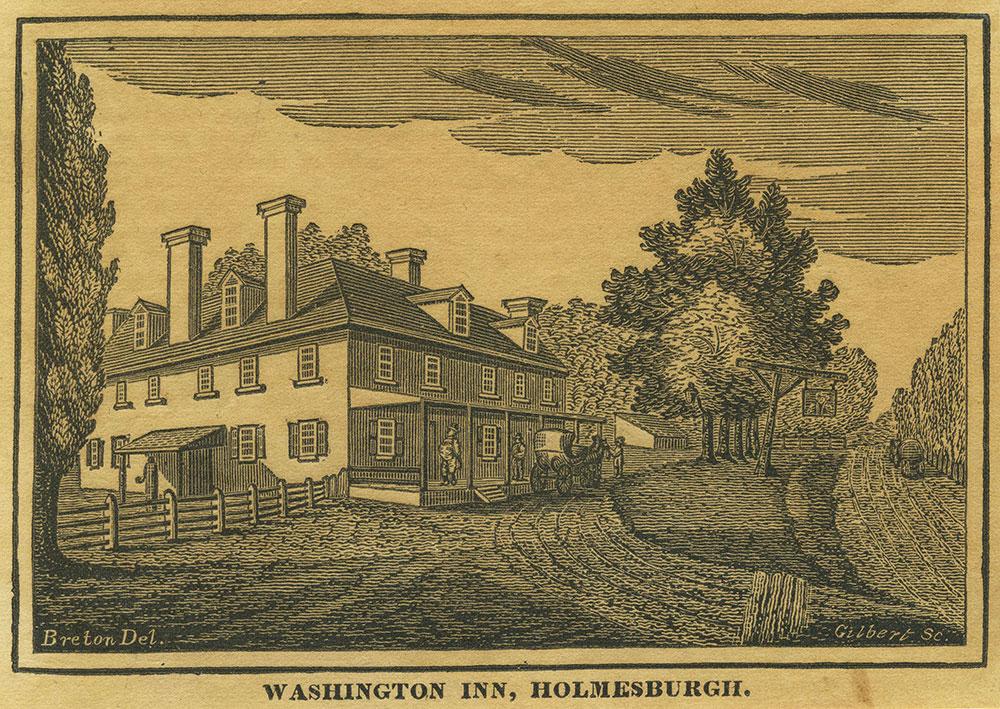 Washington Inn, Holmesburgh.