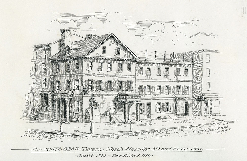 The White Bear Tavern