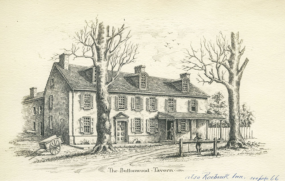The Buttonwood Tavern