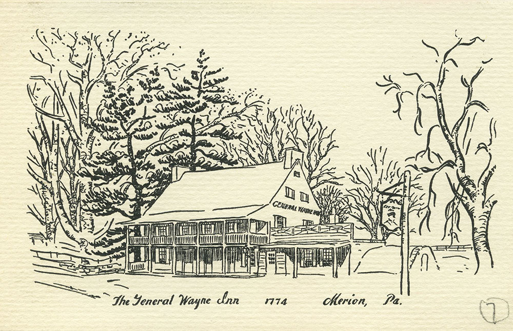 The General Wayne Inn