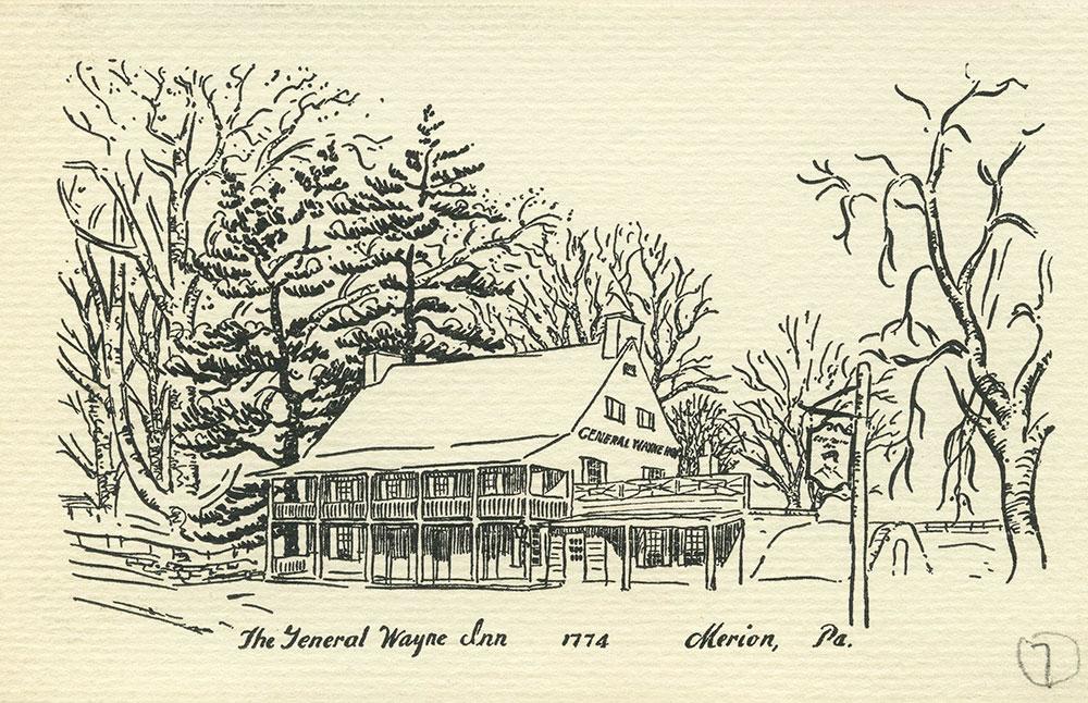 The General Wayne Inn
