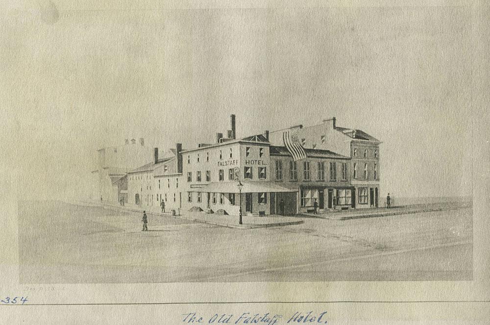 The Old Falstaff Hotel