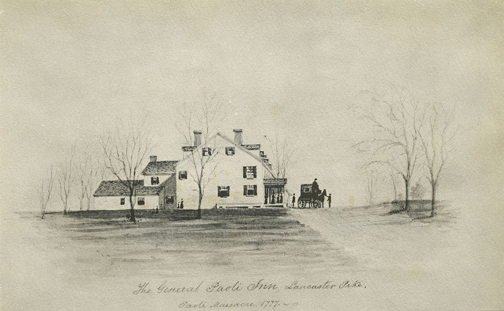 The General Paoli Inn, Lancaster Pike