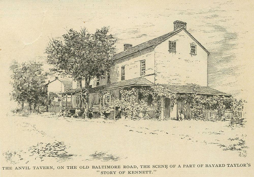 The Anvil Tavern