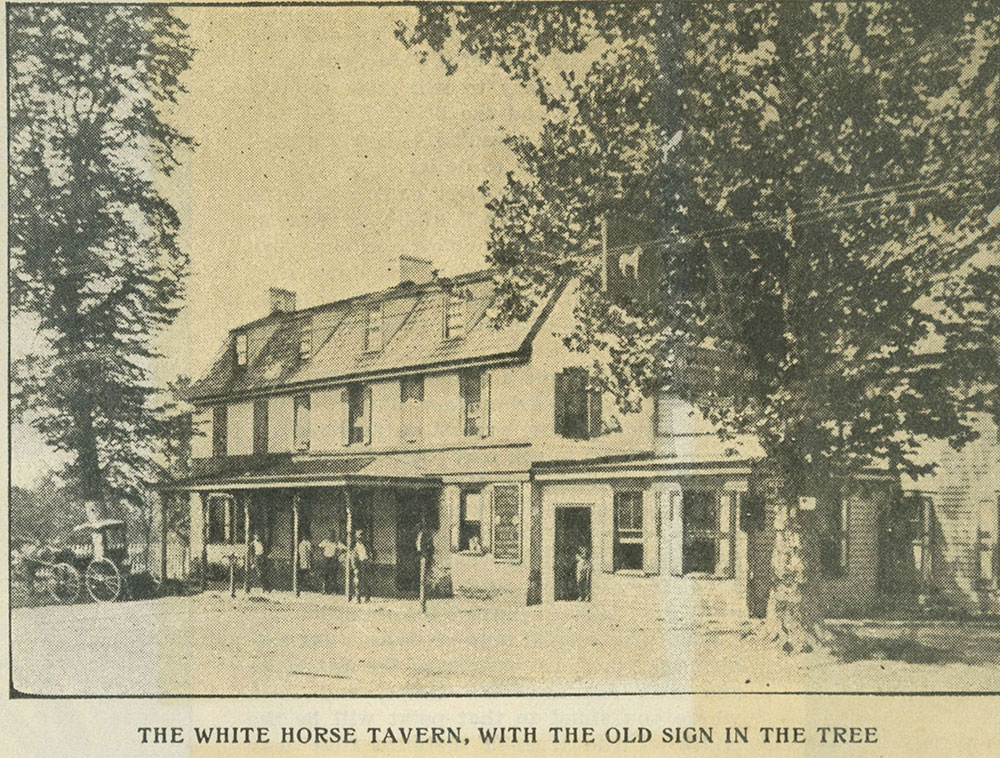 The White Horse Tavern