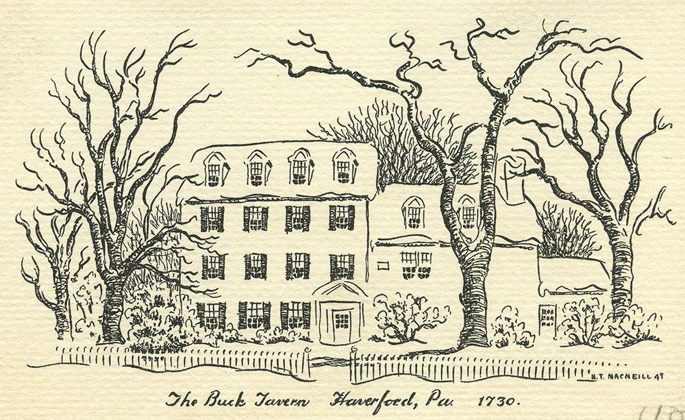 The Buck Tavern, Haverford, Pa.