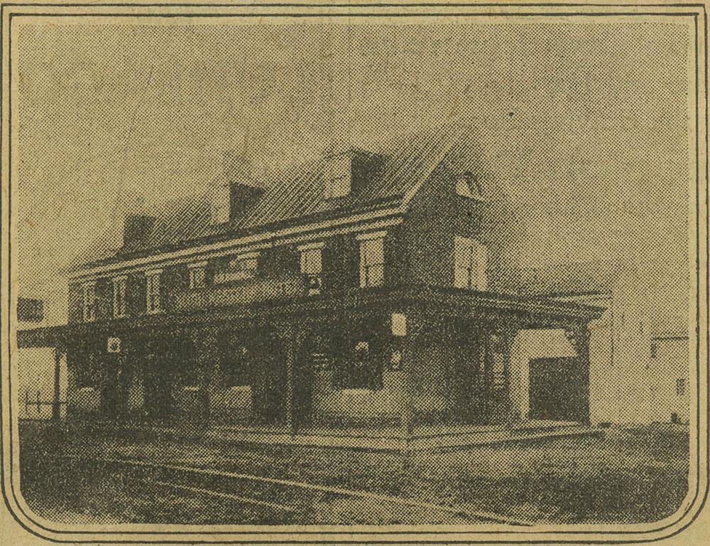 Turner's Road House