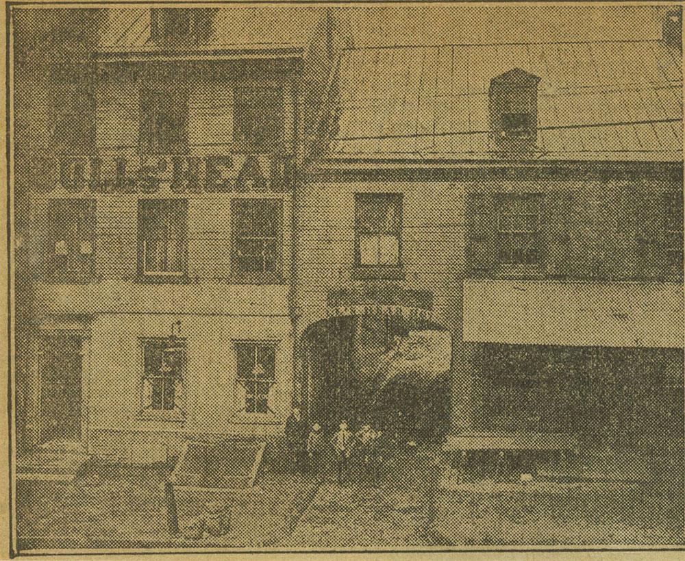 Bull's Head Hotel