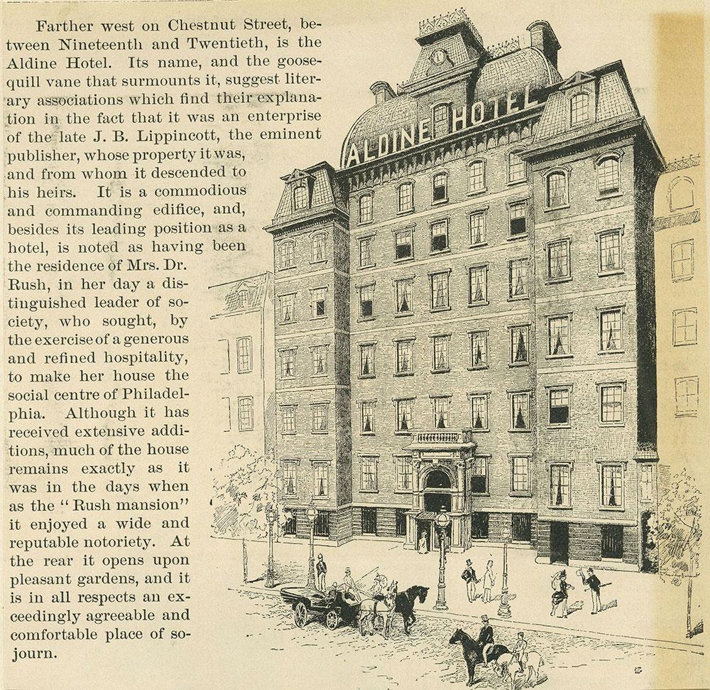 Aldine Hotel