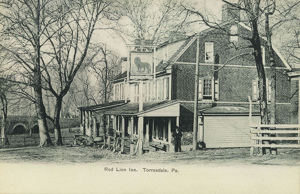 Red Lion Inn. Torresdale, Pa.