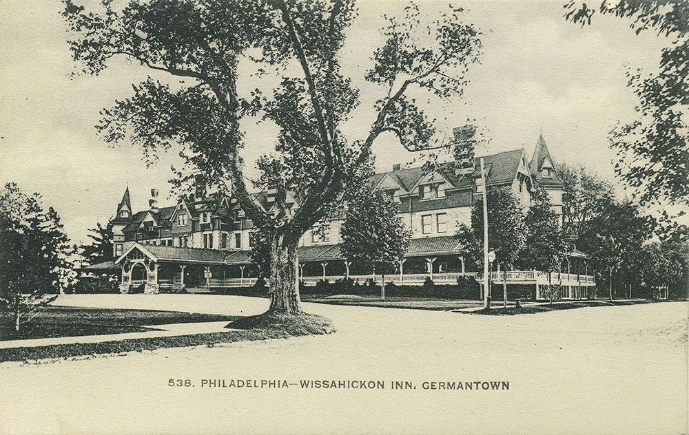 Wissahickon Inn, Germantown