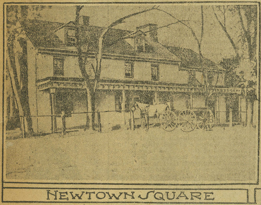 Newtown Square Inn