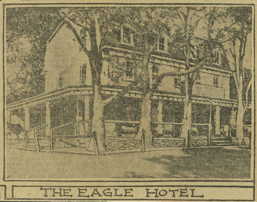 The Eagle Hotel - Delaware County