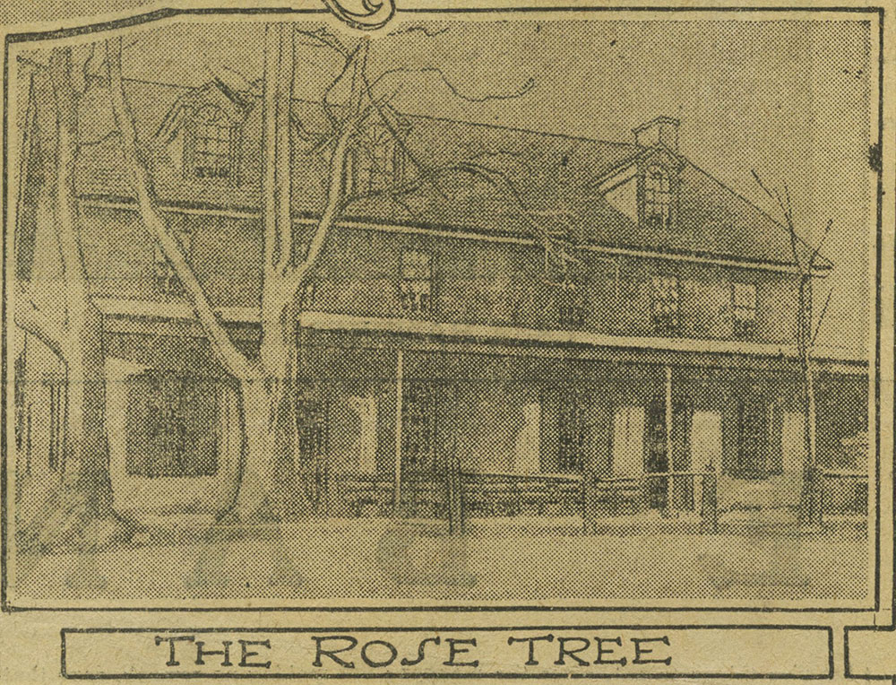 Rose Tree Inn - Delaware County