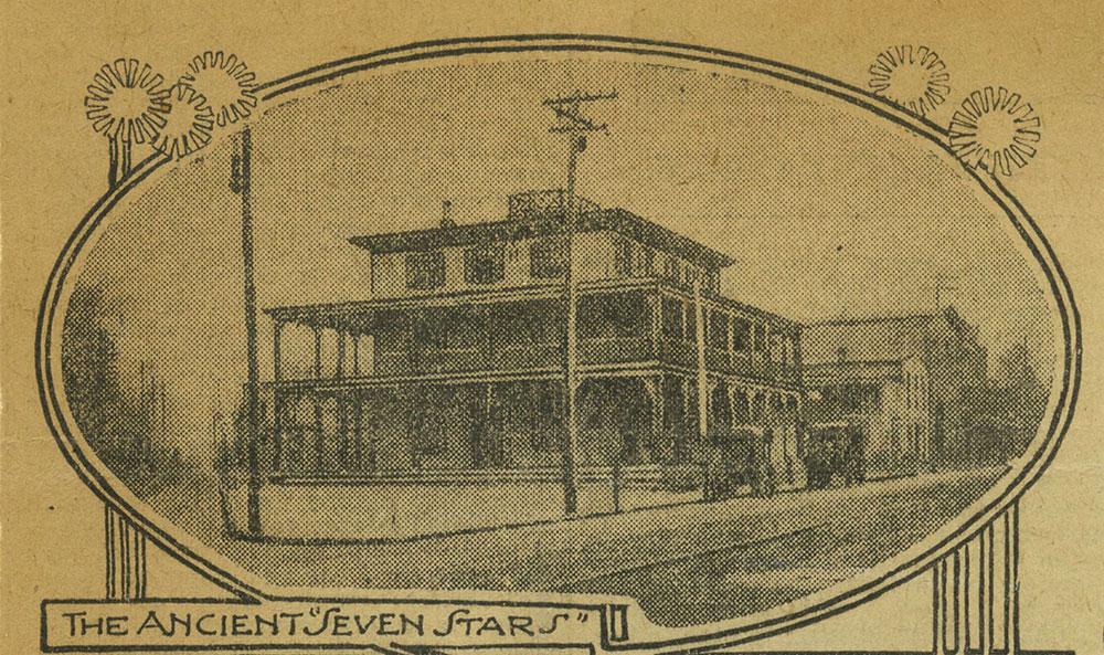 Seven Stars Inn - Frankford