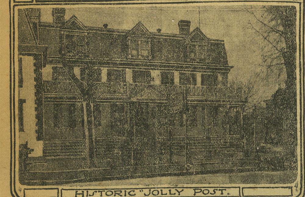 Jolly Post Inn - Frankford