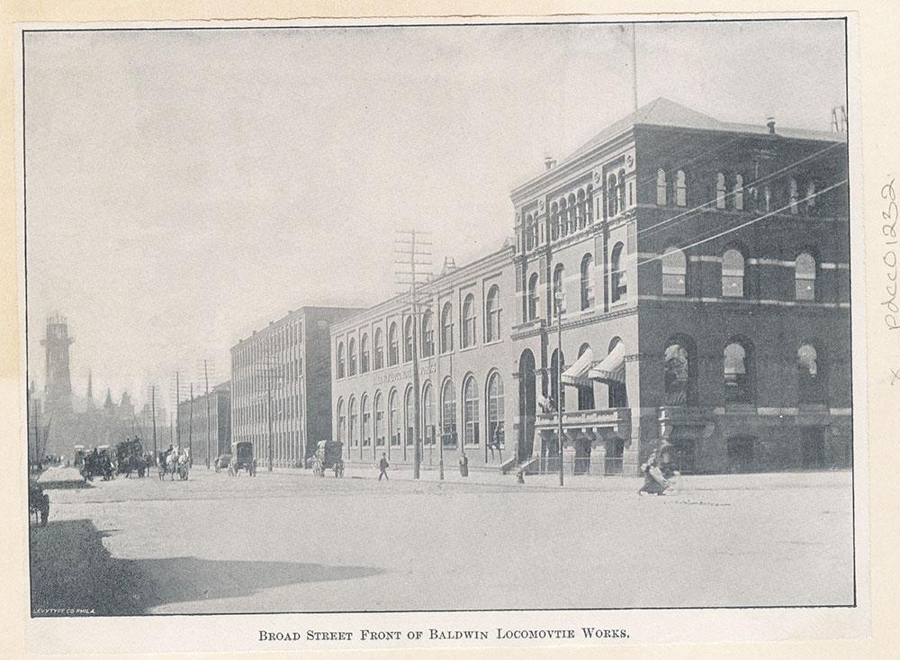 Baldwin Locomotive Works.