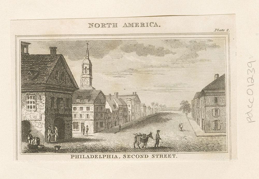 Second Street, Philadelphia