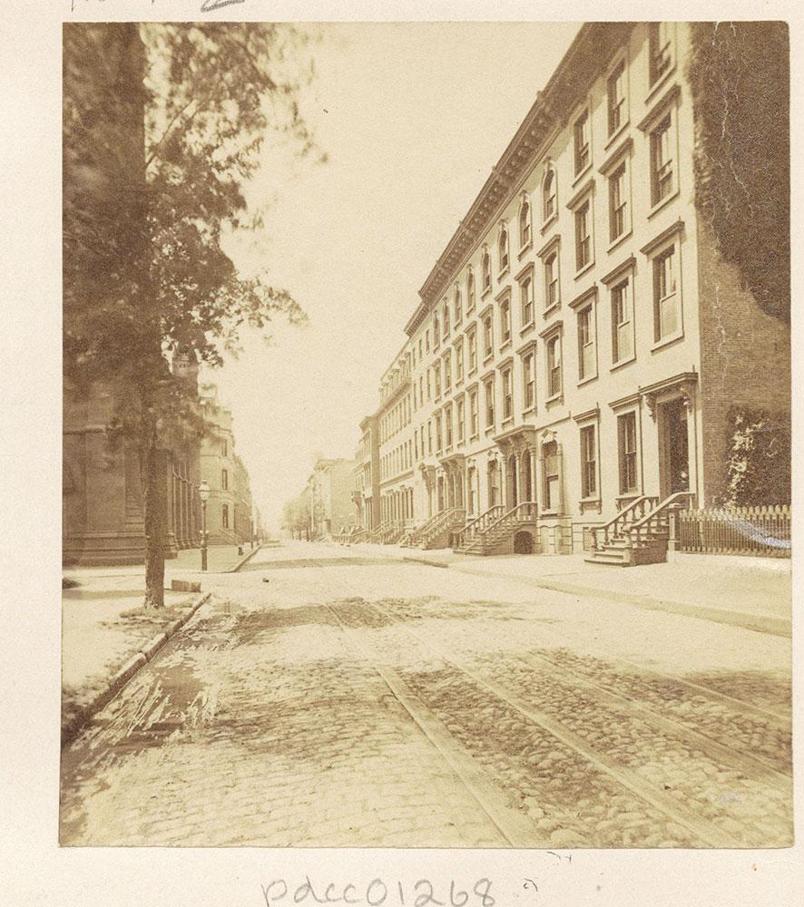 Walnut Street at 19th.
