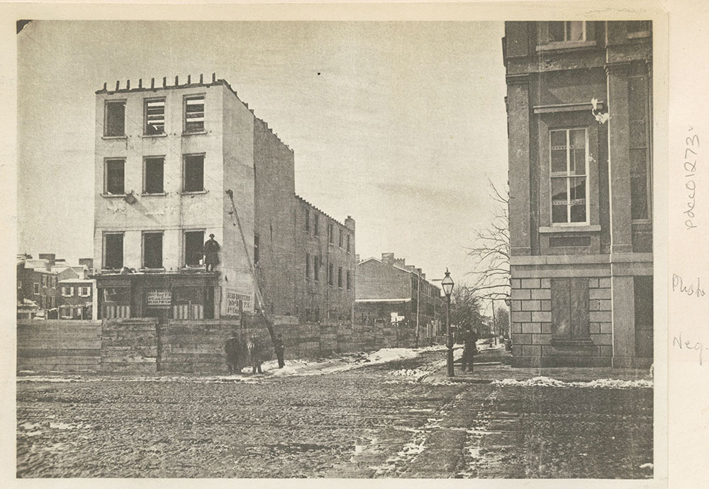 Broad & Sansom Streets