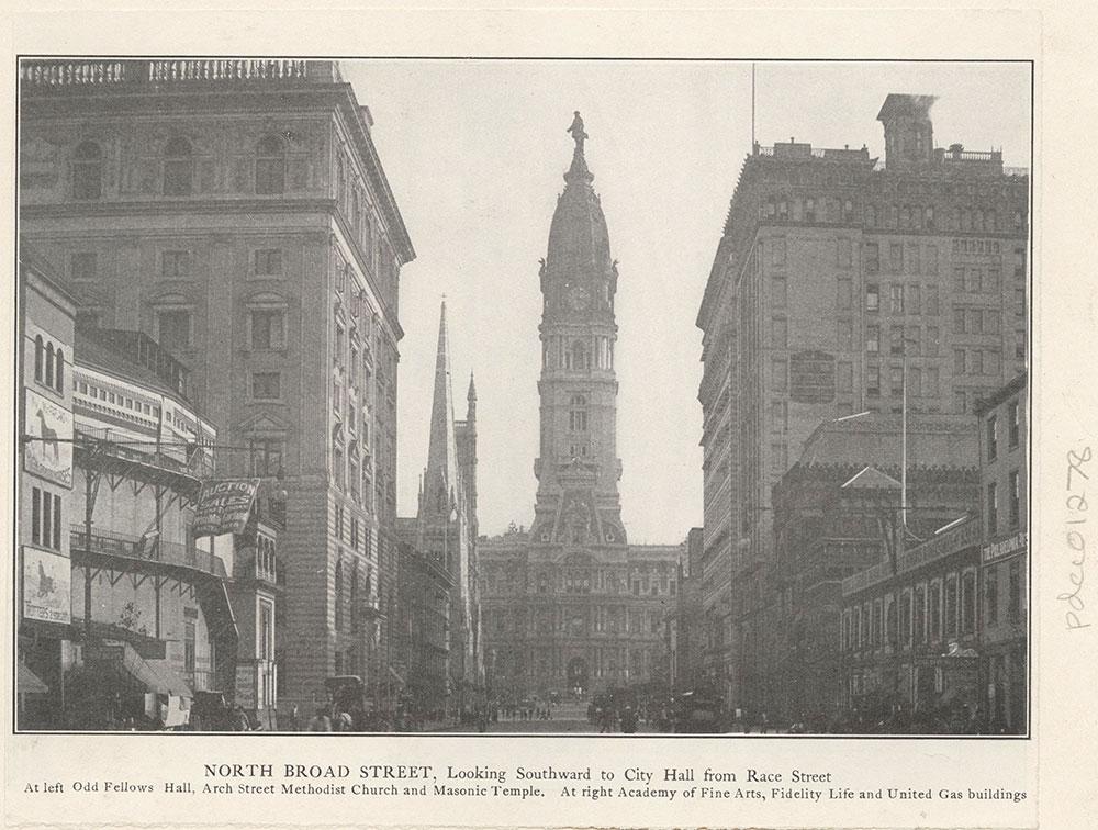 North Broad Street.