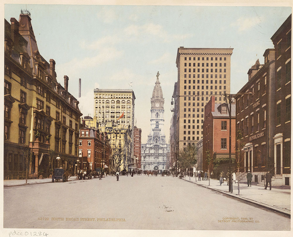 South Broad Street, Philadelphia.