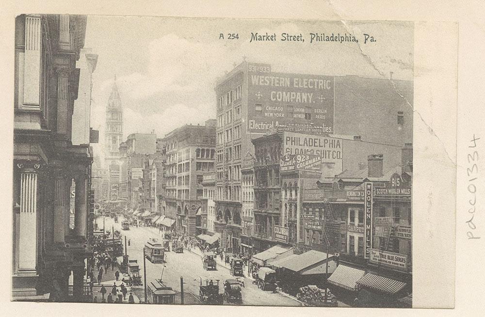 Market Street East.