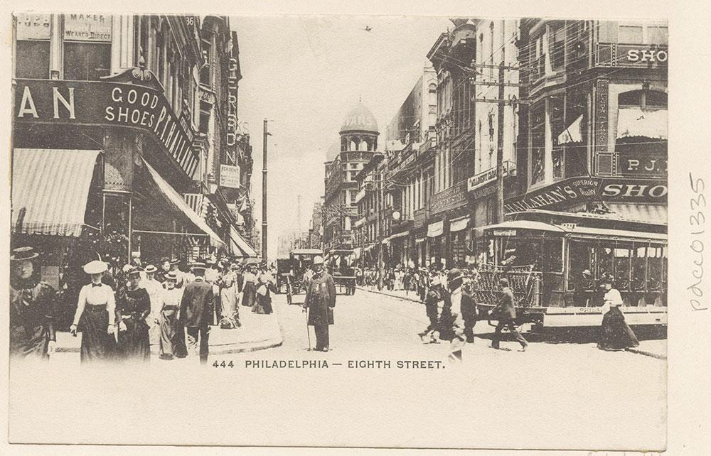 Eighth Street.