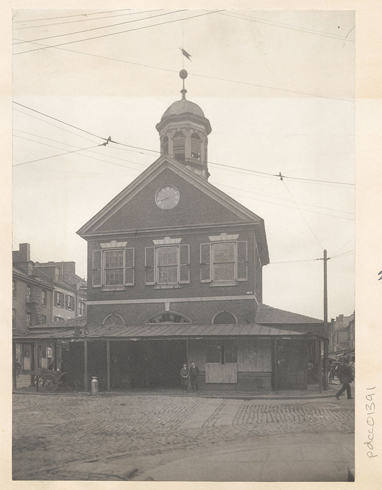 Market House, Second and Pine