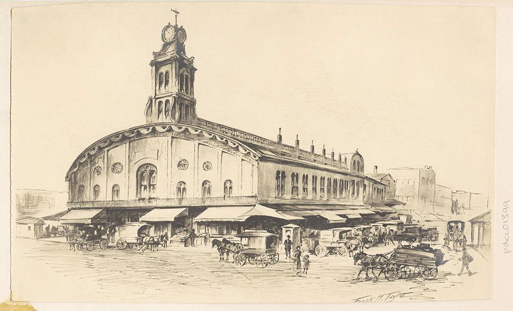 The Dock Street Market House