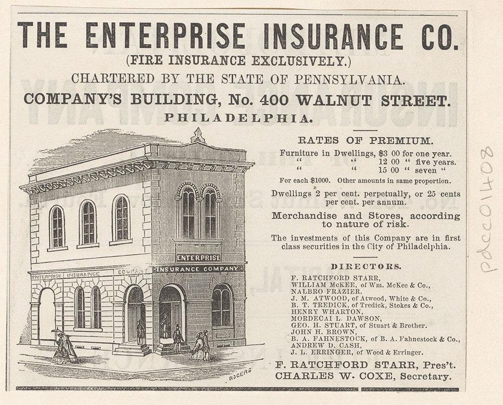 The Enterprise Insurance Co.