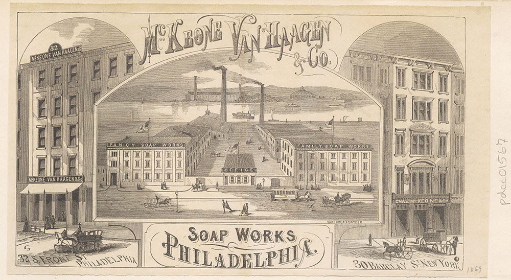 McKeone Van Haagen & Co. Soap Works [graphic]