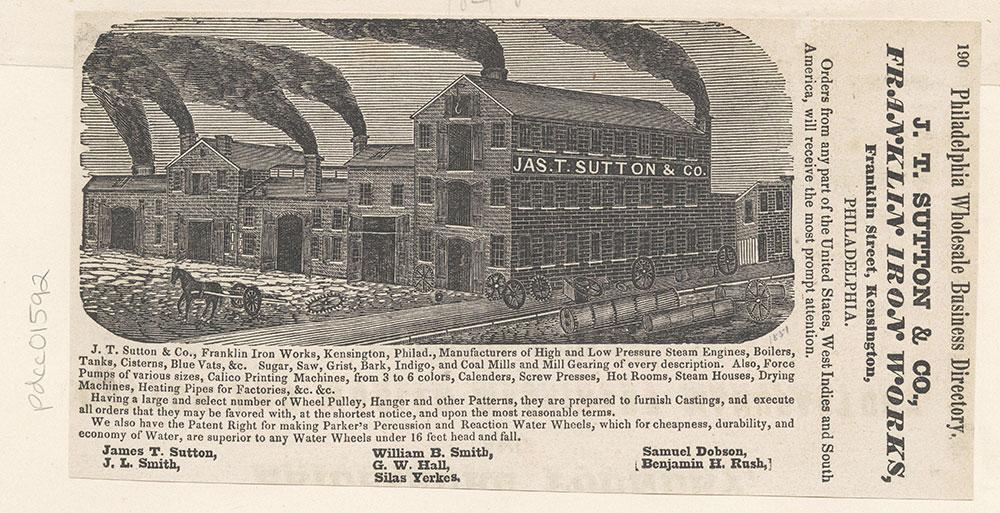J. T. Sutton & Co.