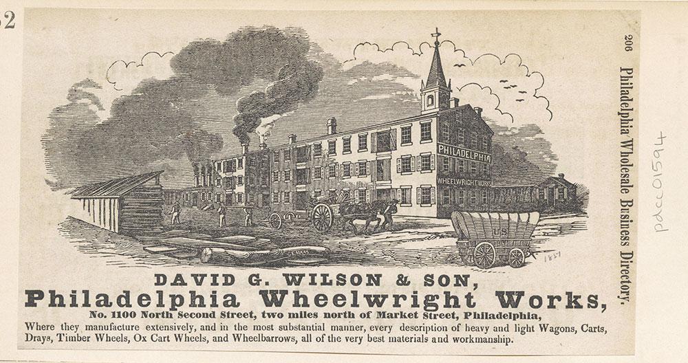 David G. Wilson & Son