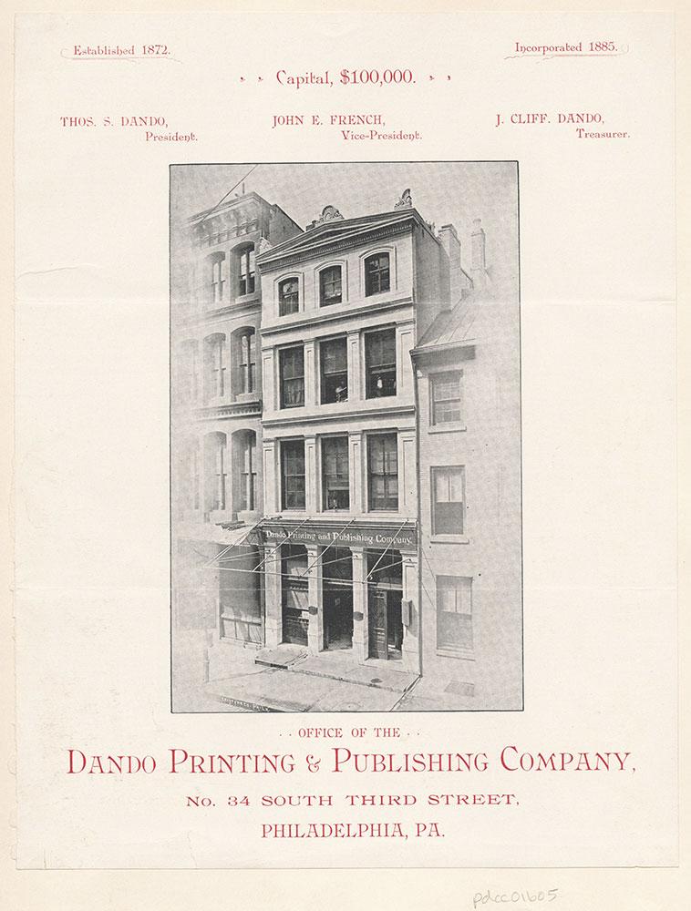 Dando Printing & Publishing Company