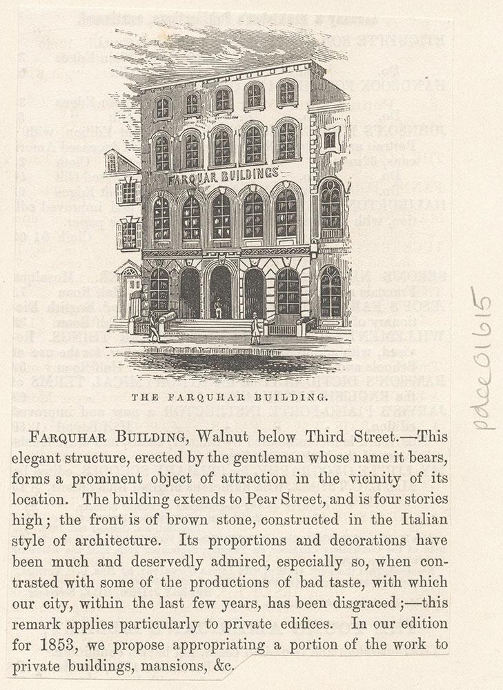 Farquhar Building