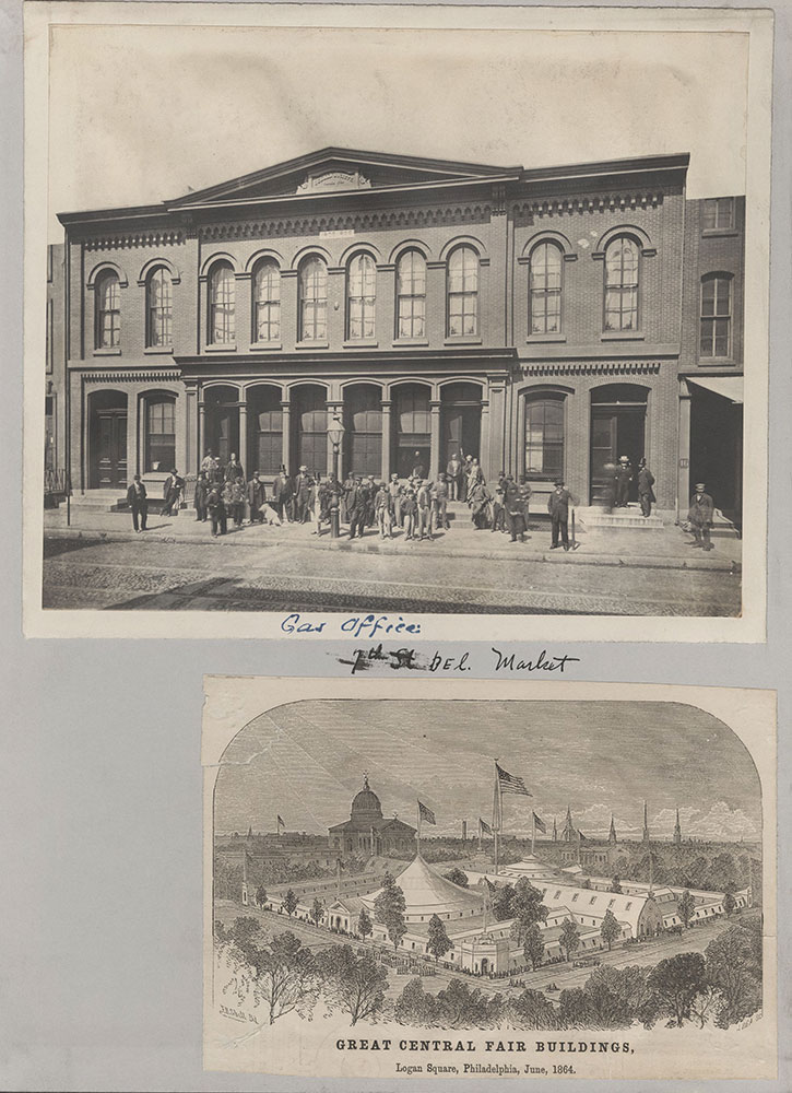 Castner Scrapbook v.15, Sundry Buildings 1, page 1A
