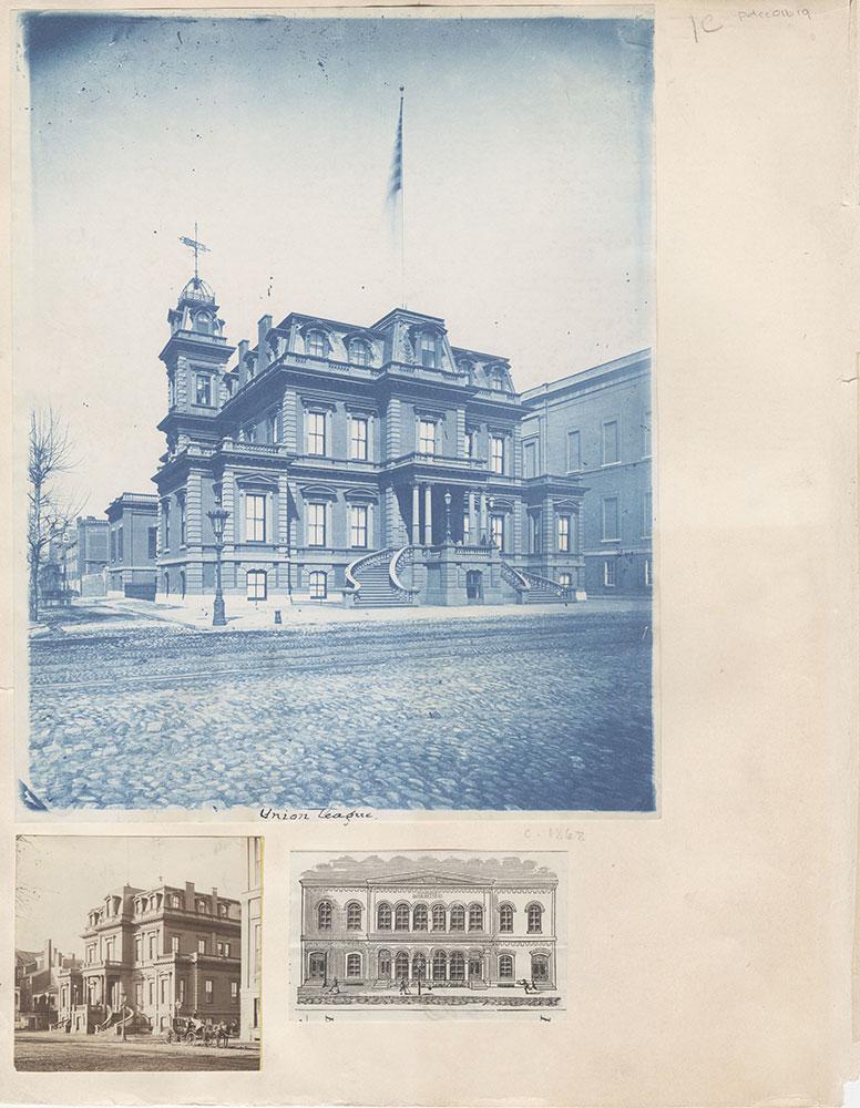 Castner Scrapbook v.15, Sundry Buildings 1, page 1C