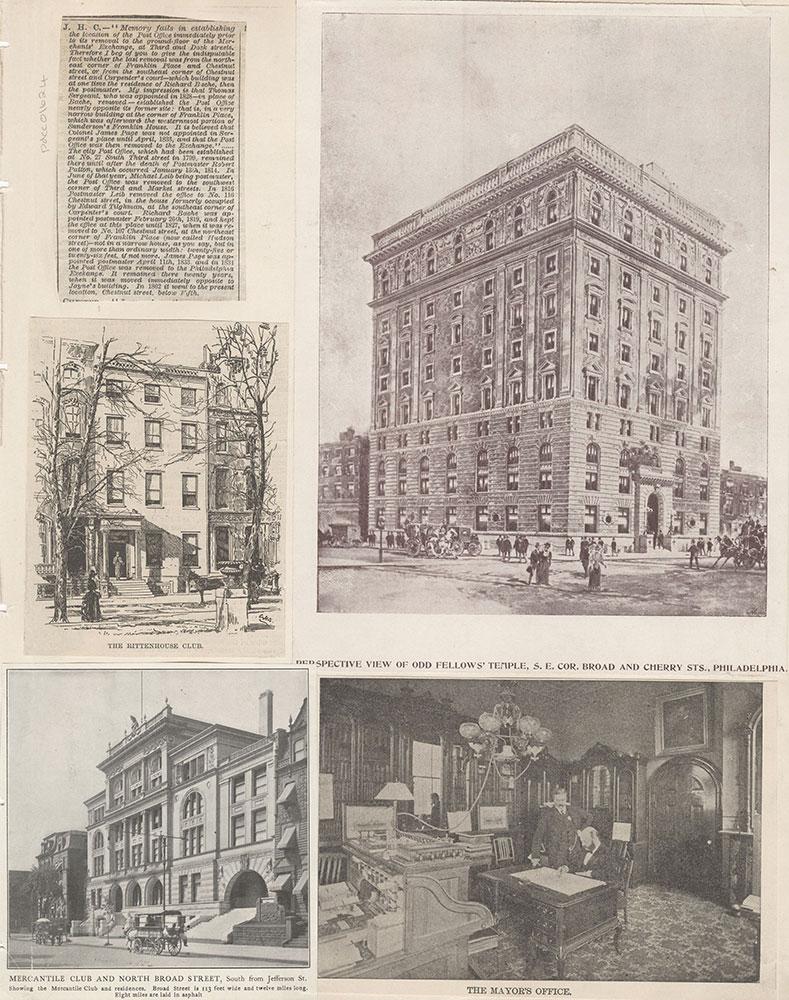 Castner Scrapbook v.15, Sundry Buildings 1, page 5