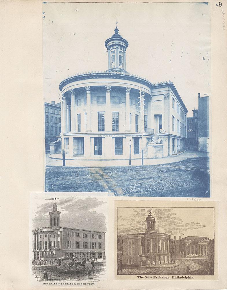 Castner Scrapbook v.15, Sundry Buildings 1, page 9