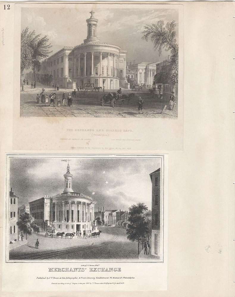 Castner Scrapbook v.15, Sundry Buildings 1, page 12.