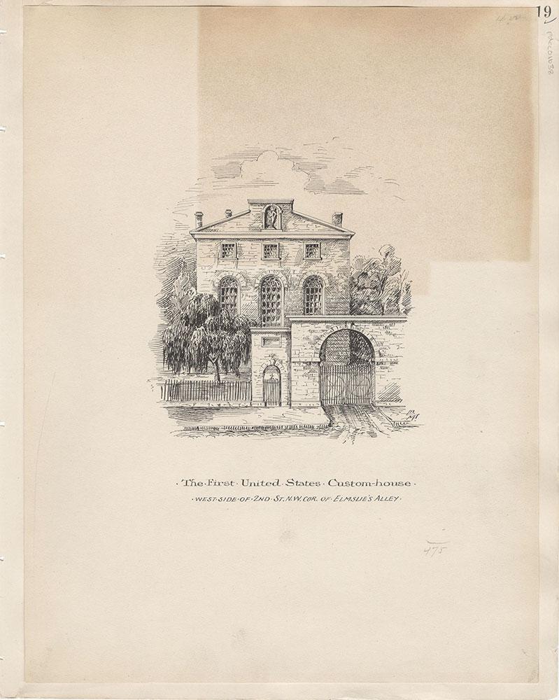 Castner Scrapbook v.15, Sundry Buildings 1, page 19