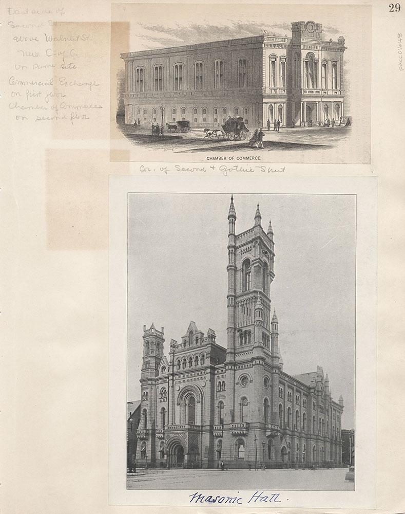 Castner Scrapbook v.15, Sundry Buildings 1, page 29
