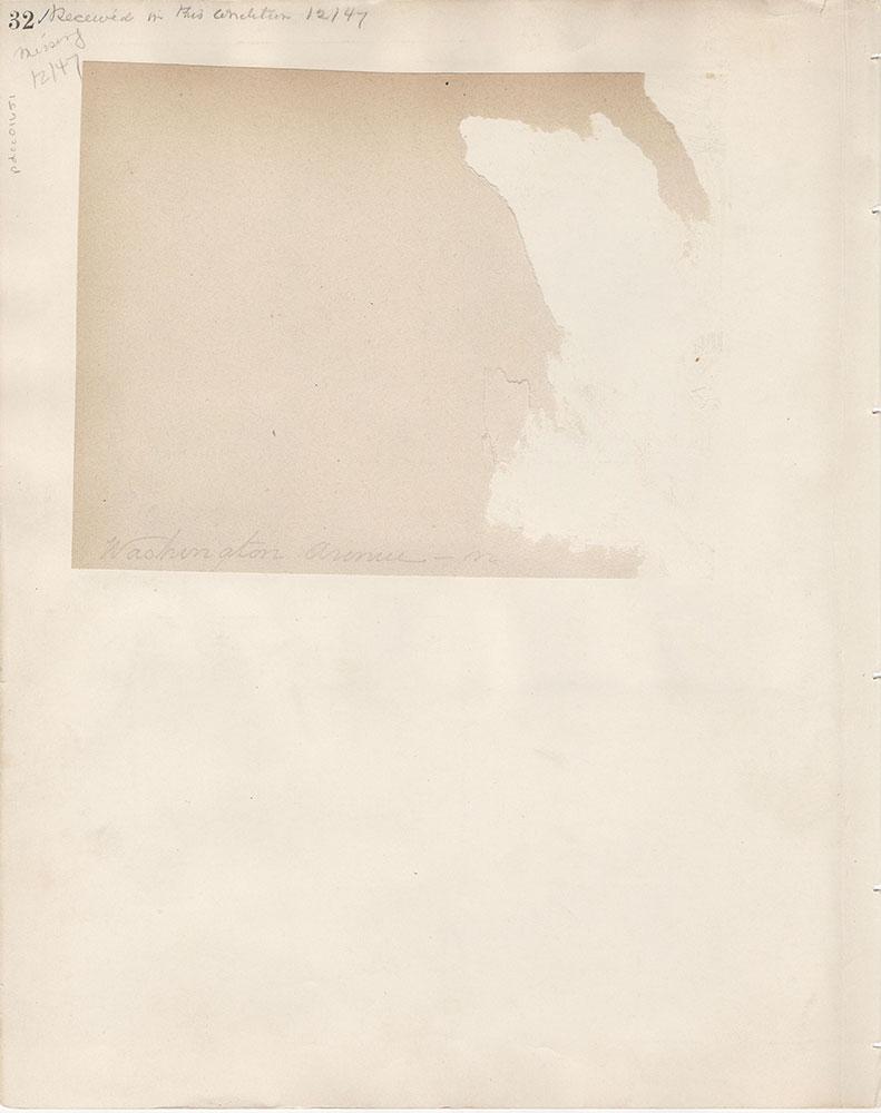 Castner Scrapbook v.15, Sundry Buildings 1, page 32
