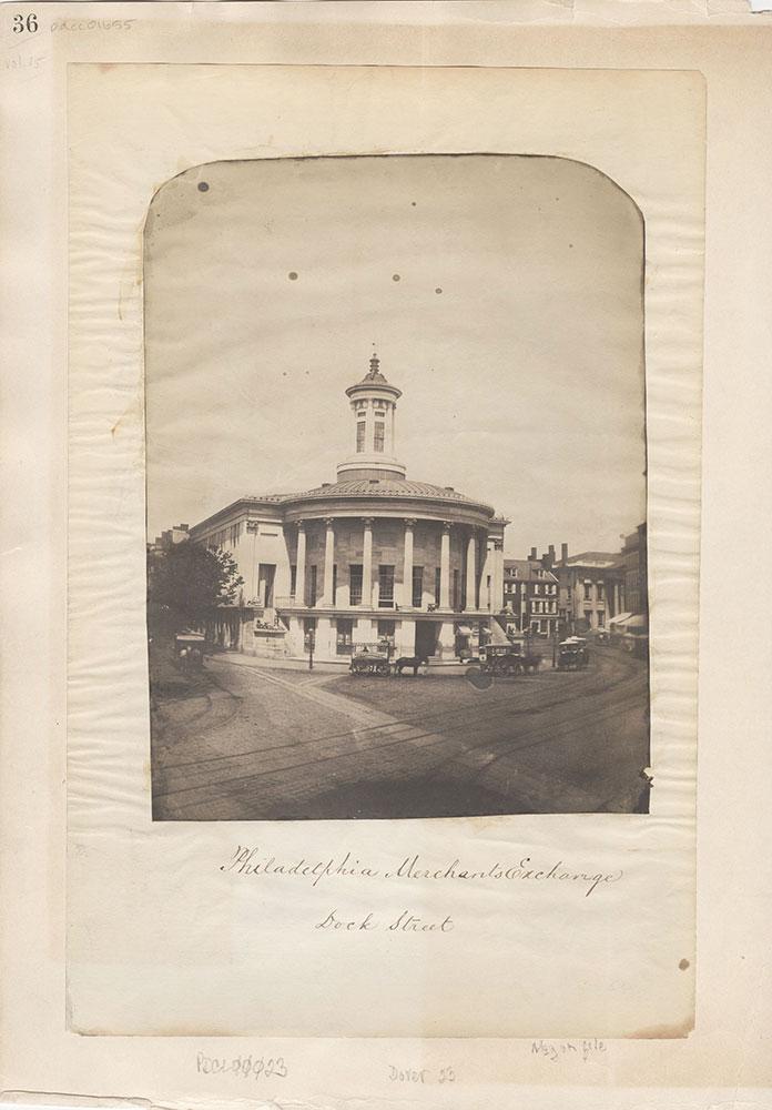 Castner Scrapbook v.15, Sundry Buildings 1, page 36